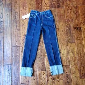 Vintage jordashe high waist jeans